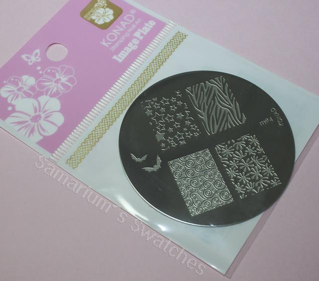 Konad m94 Stamping Plate (2)