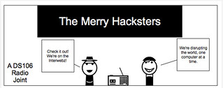 Merry Hacksters Title DS06