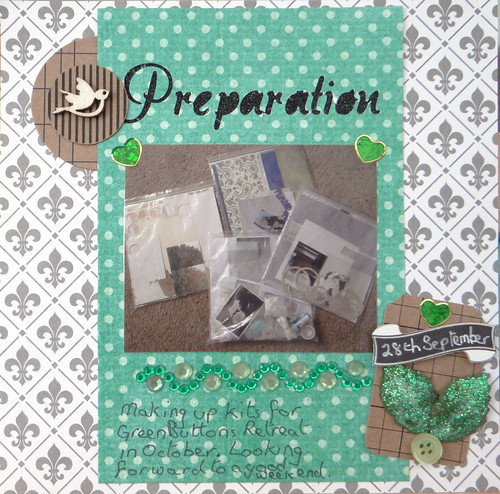 28th Preparation