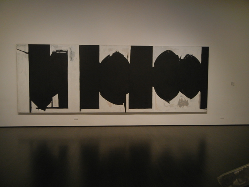 DSCN7908 _ Elegy to the Spanish Republic 100, 1963-1975, Robert Motherwell, (1915-1991), LACMA