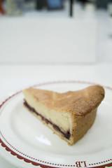 Gâteau Basque, La Boulange du Dome, Westfield San Francisco Centre