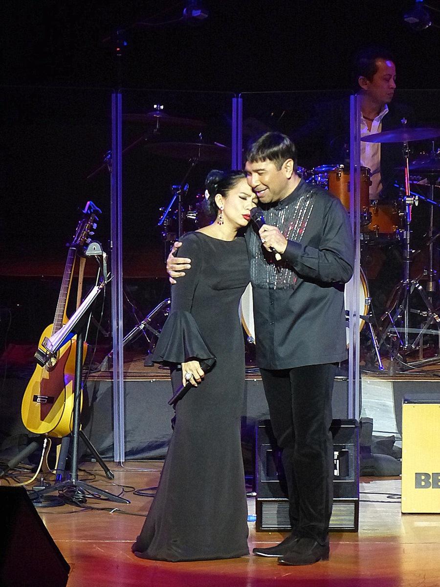 Konsert Sheila Majid & Harvey Malaihollo