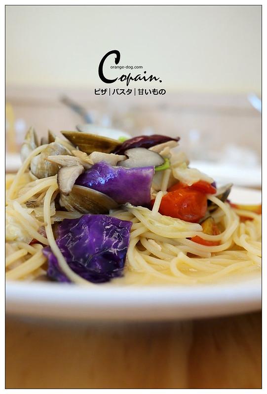 【台中散策食記】Copain 義式廚房コパンItalian fine food:大 ...