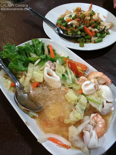rocking doll asiatique thai salad