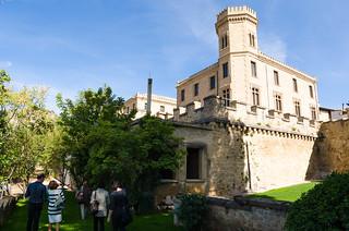 Palacio de la Vega, en Dicastillo (Navarra).