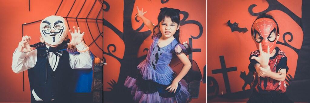 Malaysian Kids and Halloween Series