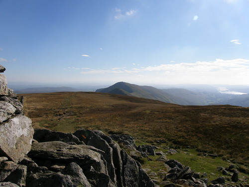 South from Thornthwaite Beacon