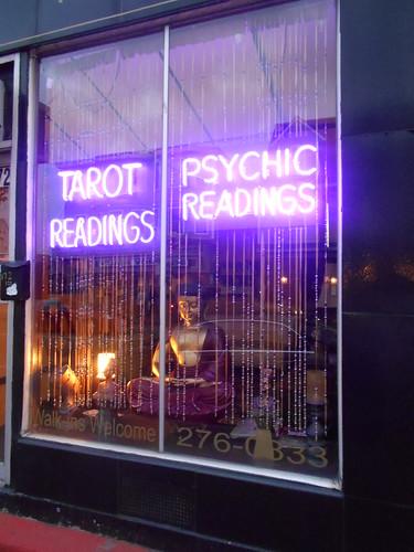 psychic shop