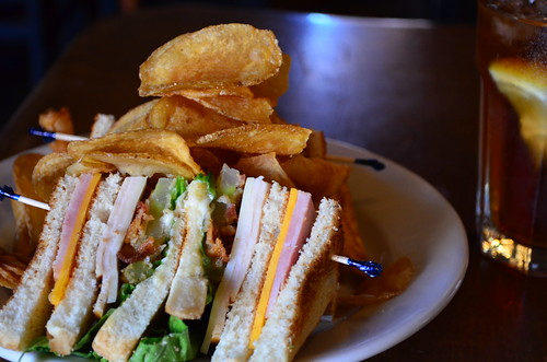 Kentucky Club Sandwich