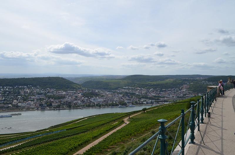 Rheingau Romantik Tour_Outlook over Rheingau