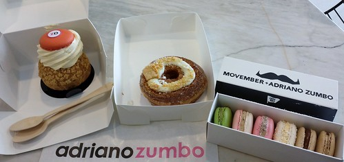 Adriano Zumbo: My Lunch