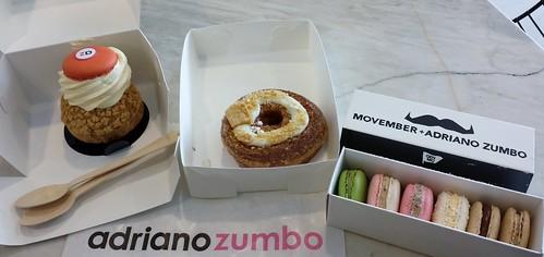Adriano Zumbo: My Lunch