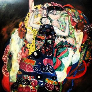 d'apres Klimt, 2006