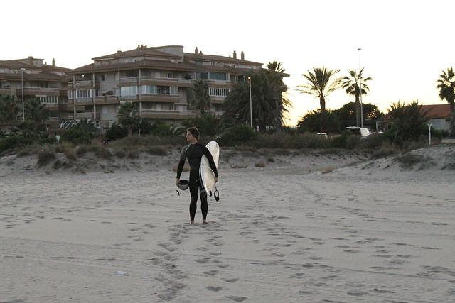rafa surfero - grao de castelló de la plana