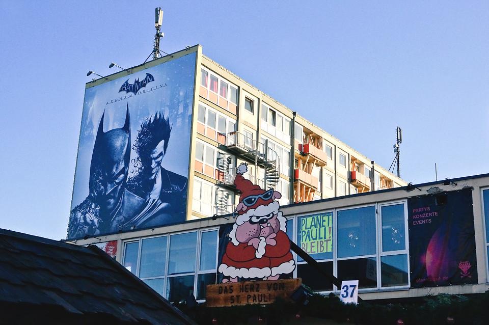 Santa Pauli Das Herz von St. Pauli