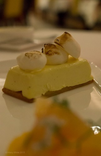 Lemon Meringue Cheesecake  @ California Grill, Disney's Contemporary Resort