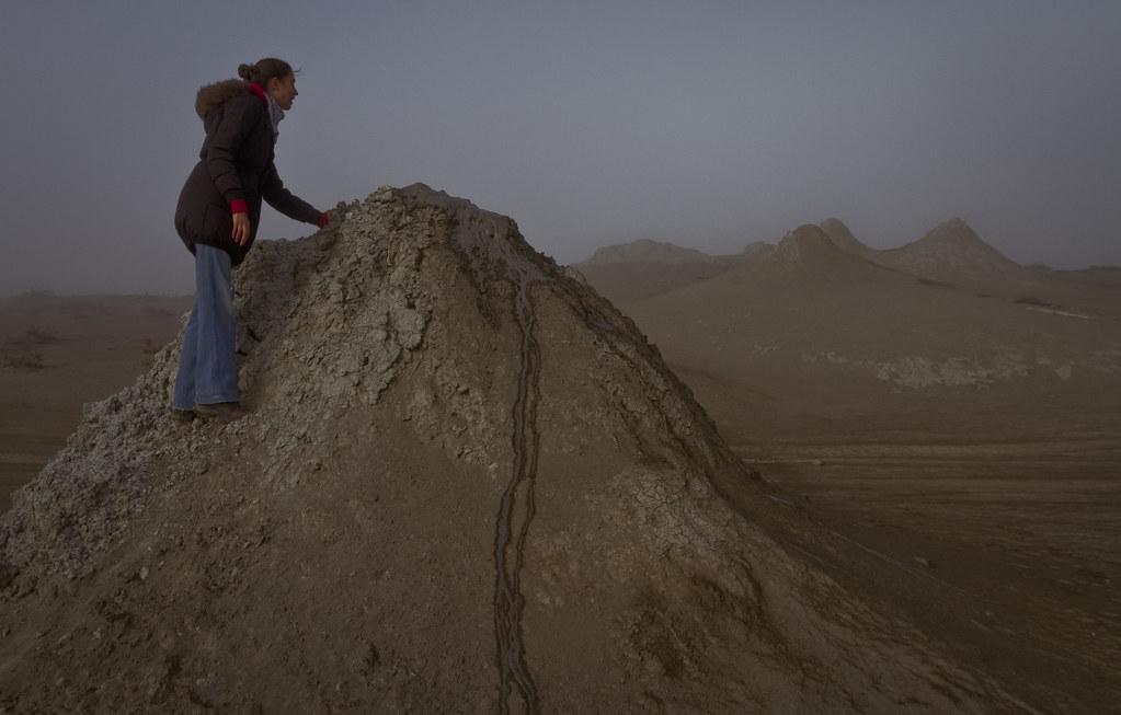 Mud Volcanoes, Azerbaijan I