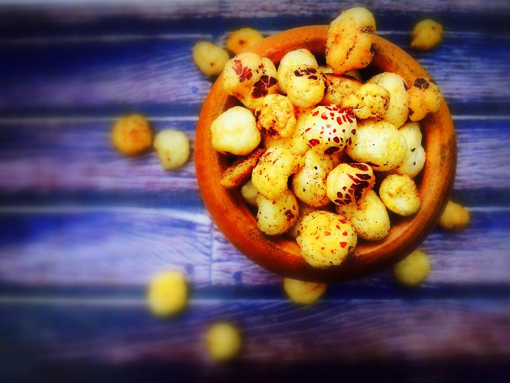 Spiced Makhana 2