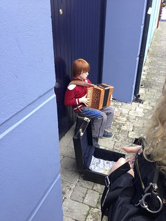 Busker, Dingle Food Festival