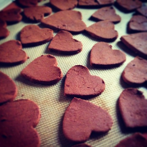Cinnamon Heart Ornaments