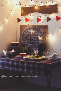 Rustic Baby Shower for Boy