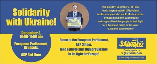 Solidarnosc z Ukraina EN