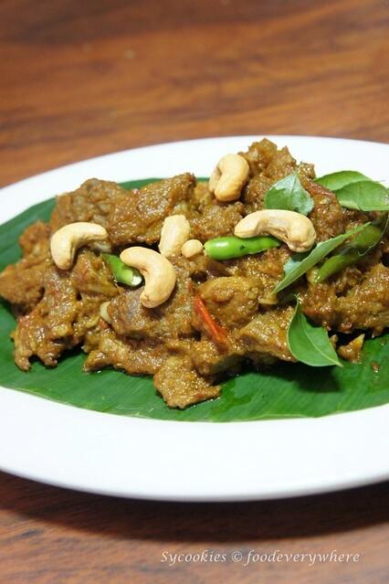 13.asmara penchala -lamb masala RM 25