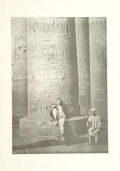 """British Library digitised image from page 279 of """"En Felouque sur le Nil. Souvenirs de Basse-Nubie et de Haute Égypte [With plates and maps.]"""""""