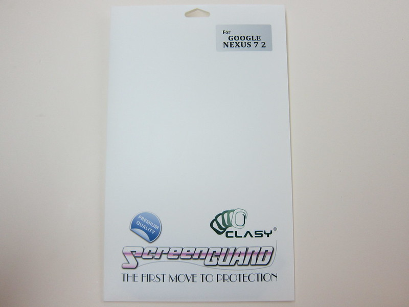 Clasy Screen Protector - Front