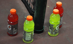 glass bottle(0.0), yellow(0.0), beer bottle(0.0), wine bottle(0.0), soft drink(1.0), drinkware(1.0), bottle(1.0), green(1.0), plastic bottle(1.0), drink(1.0),