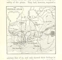 Image taken from page 373 of 'Travels in the Atlas and Southern Morocco. A narrative of exploration'