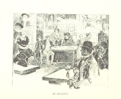 """British Library digitised image from page 81 of """"About Paris ... Illustrated by Charles Dana Gibson"""""""