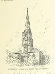 """British Library digitised image from page 89 of """"The Cathedral Churches of Ireland: being notes, more especially on the smaller and less known of those churches, etc"""""""