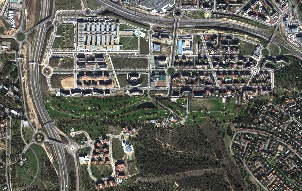 majadahonda, madrid, porque esto no va de hospitales locos locos que si no, después, urbanismo, planeamiento, urbano, desastre, urbanístico, construcción, rotondas, carretera