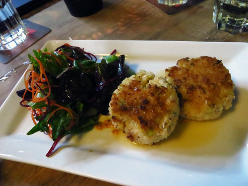 Louisiana Blue Crab Cakes