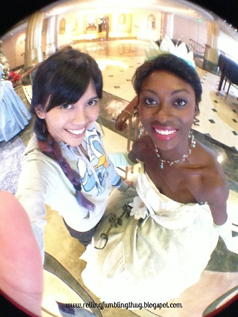 Princess Tiana - Disney Cruise Line