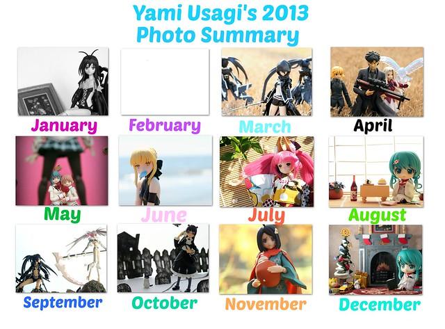 2013 photo summary