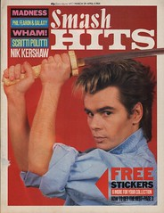 Smash Hits, March 29, 1984