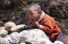 Dziecko nepalskie