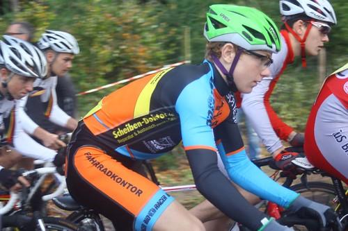 Jakob Schlenkrich wird 10. bei der Deutschen Meisterschaft in Döhlau