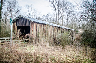 Cromers Mill Covered Bridge