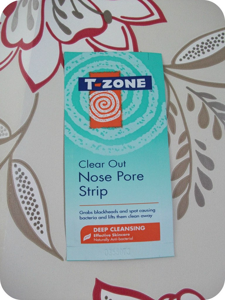 Review T-Zone Pore Strips