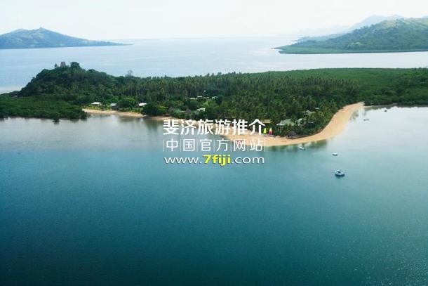 努库巴蒂岛全景