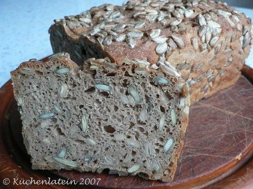 Seeded Rye Bread BBD#03
