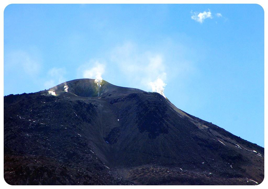atacama desert chile volcano