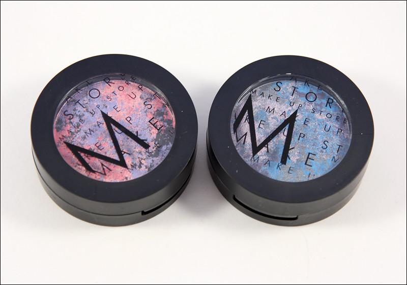 MUS blue venato & volcano marble eye shadow