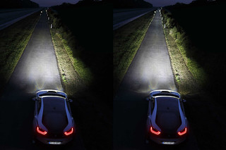 BMW 2014 Laser light