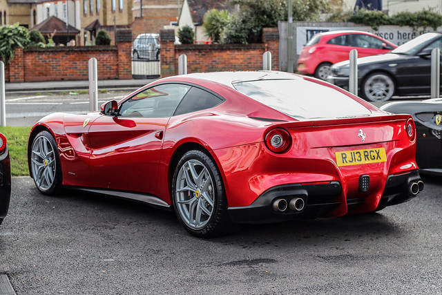 Stunning F12.