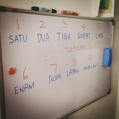 Learning Malay