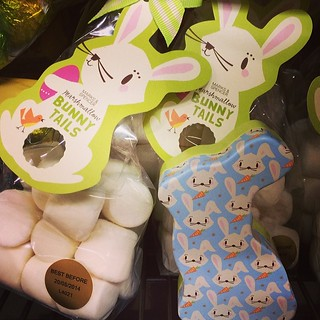 I love Easter - so many cute bunnies!